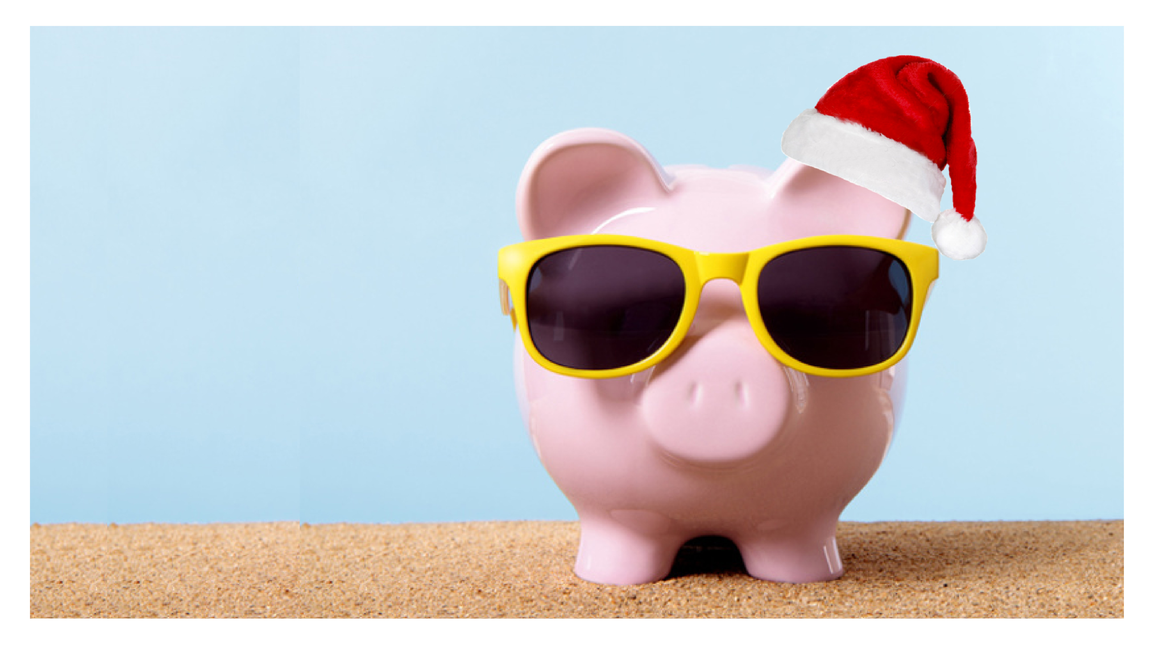 """5 tips to keep your """"piggy-bank"""" from going bust this month!"""